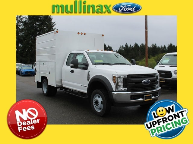 2019 Ford F-450 Chassis F-450 XL Truck Super Cab