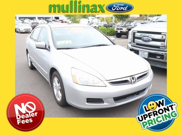 Mullinax Ford Olympia >> Used 2006 Honda Accord For Sale At Mullinax Ford Of Olympia Vin 1hgcm56786a074550