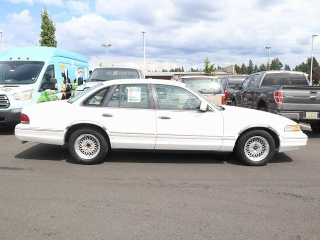 Used 1997 Ford Crown Victoria For Sale at Mullinax Ford of Olympia