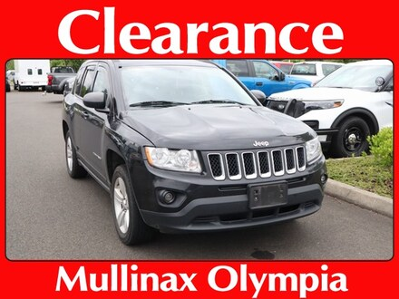 2013 Jeep Compass Latitude SUV