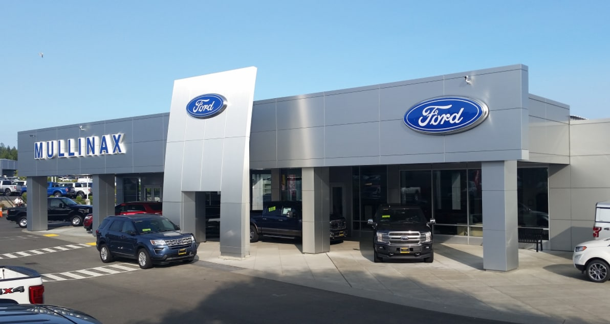 Mullinax Ford Olympia >> Why Buy From Mullinax Ford Of Olympia Olympia Wa Ford Sales