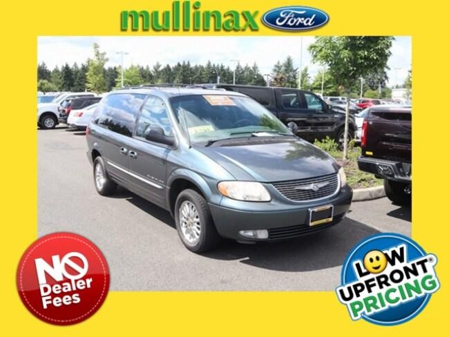 2001 Chrysler Town & Country Limited Van Passenger Van