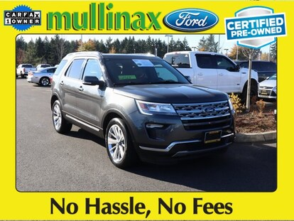 Mullinax Ford Olympia >> Used 2019 Ford Explorer For Sale At Mullinax Ford Of Olympia