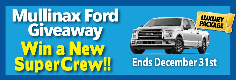 Mullinax Ford Olympia >> Mullinax Friends & Neighbors F150 Giveaway | Mullinax Ford of Olympia
