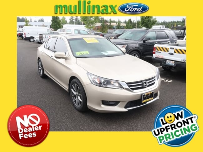 Used 2015 Honda Accord For Sale at Mullinax Ford of Olympia
