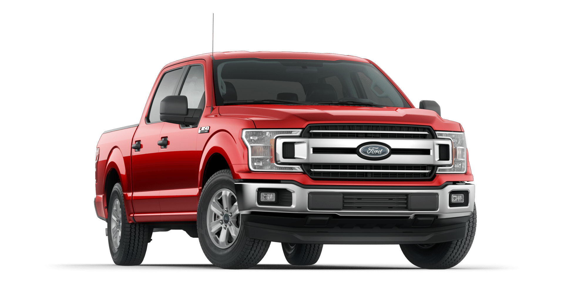 2018 Ford F-150 SuperCrew XLT