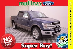 2020 Ford F-150 King Ranch W1E32 Truck SuperCrew Cab