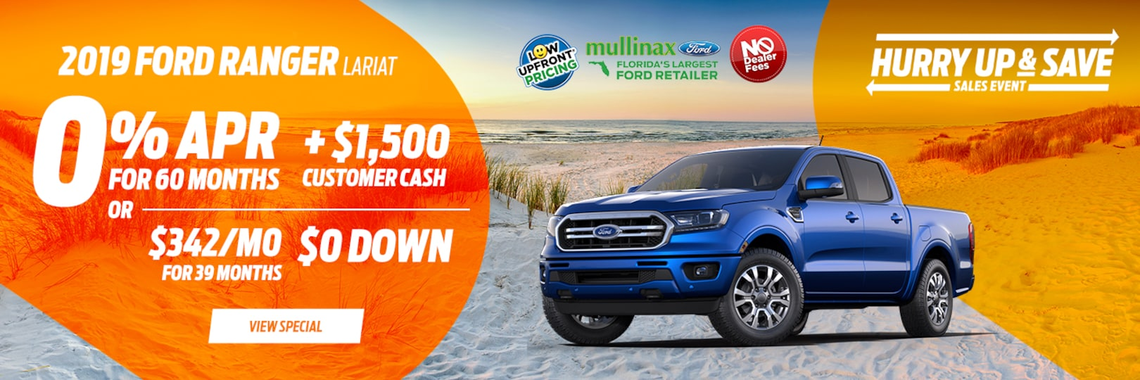 Car Dealers With No Dealer Fees >> Mullinax Ford Of Kissimmee Ford Dealership Near Orlando Fl