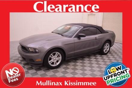 2011 Ford Mustang V6 Convertible 148538