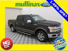 2019 Ford F-150 Lariat Truck SuperCrew Cab A30287