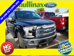 2017 Ford F-150 Lariat W/ 5.0L V8, Appearance Package! Truck SuperCrew Cab A55683F