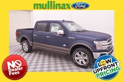 2019 Ford F-150 King Ranch W1E32 Truck SuperCrew Cab