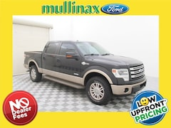 2014 Ford F-150 King Ranch Truck SuperCrew Cab E68415