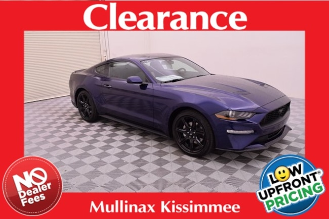 2019 Ford Mustang Ecoboost P8T04B Coupe