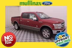 2019 Ford F-150 King Ranch W1E53 Truck SuperCrew Cab