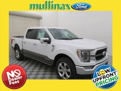 2021 Ford F-150 King Ranch W1E82H Truck SuperCrew Cab