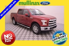 2017 Ford F-150 Lariat W/ Twin Panel Roof, NAV, FX4!! Truck SuperCrew Cab A41975