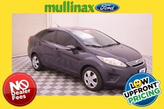 Bargain Used 2013 Ford Fiesta SE Sedan 218685