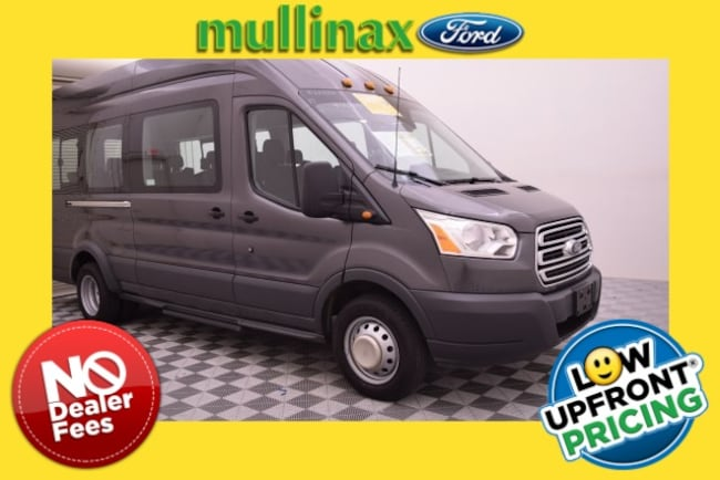 2144556411 Used 2017 Ford Transit-350 For Sale in Kissimmee