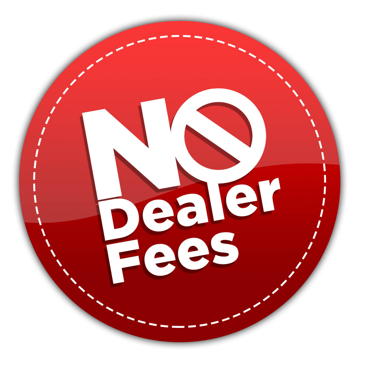 No Dealer Fees