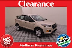2018 Ford Escape S U0F01 SUV