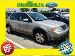 Bargain Used 2007 Ford Freestyle SEL Wagon A39512
