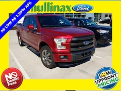 2015 Ford F-150 Lariat W/ Luxury Package! Truck SuperCrew Cab C86956