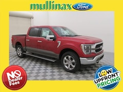 2021 Ford F-150 King Ranch W1E32 Truck SuperCrew Cab