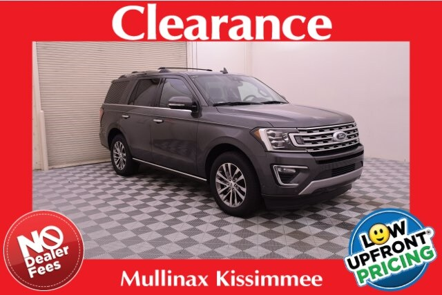 2018 Ford Expedition Limited U1K03A SUV