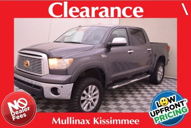 2011 Toyota Tundra Limited Platinum! Truck Crew Max 160475