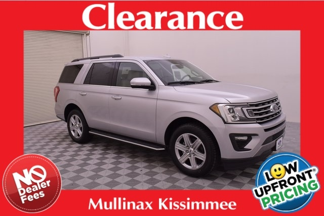 2019 Ford Expedition XLT W/ Luxury Package, NAV, 20 Premium Wheels! SUV A08416N