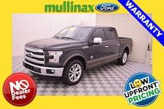 2015 Ford F-150 King Ranch W/ Luxury Package! Truck SuperCrew Cab C47726