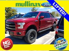 2017 Ford F-150 Lariat Lifted! Fully  Loaded! Truck SuperCrew Cab D51756