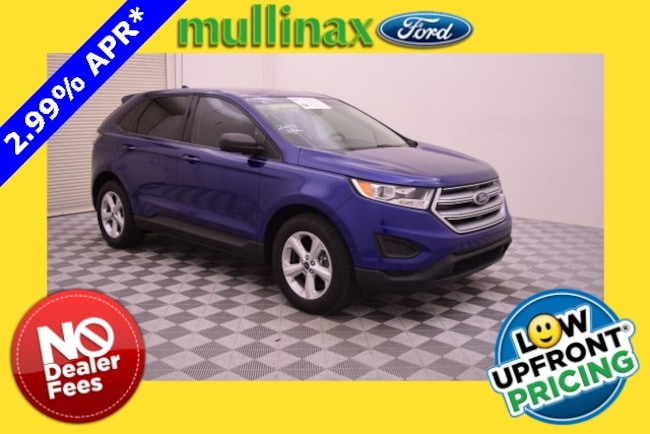 2015 Ford Edge For Sale >> Used 2015 Ford Edge For Sale Kissimmee Fl Vin