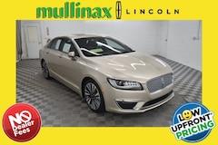 2017 Lincoln MKZ Hybrid Sedan