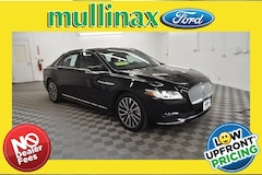 Used 2019 Lincoln Continental Select Sedan