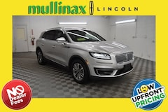 Used 2019 Lincoln Nautilus Select Sport Utility