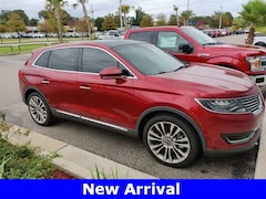 Used 2017 Lincoln MKX Reserve Sport Utility