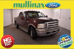 2006 Ford F-250 King Ranch Truck Crew Cab