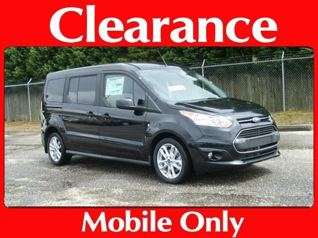 2014 Ford Transit Connect Titanium w/Rear Liftgate Wagon