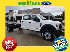 2019 Ford F-550 Chassis XL Truck Crew Cab