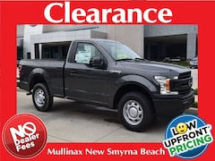 New 2018 Ford F-150 XL Truck Regular Cab 1FTMF1CB3JFD93896 for Sale in Kissimmee,FL