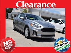 New 2020 Ford Fusion S Sedan 3FA6P0G73LR247399 for Sale in Kissimmee,FL