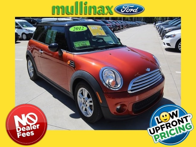 Used 2012 Mini Cooper For Sale At Mullinax Ford Of New Smyrna Beach