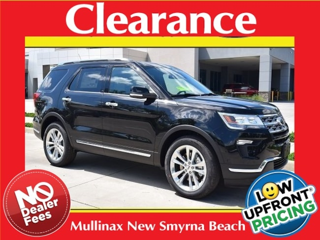 Used 2018 Ford Explorer Limited SUV C39462C Kissimmee
