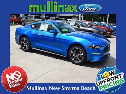 Mullinax Ford Nsb >> New 2019 Ford Mustang For Sale At Mullinax Ford Of New