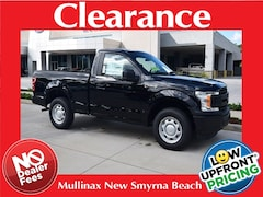 New 2018 Ford F-150 XL Truck Regular Cab 1FTMF1CB4JFE21401 for Sale in Kissimmee,FL