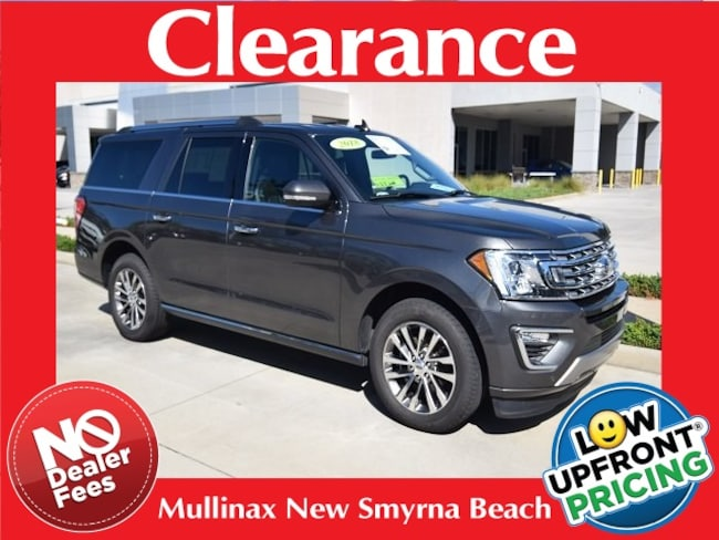 Certified Pre-Owned 2018 Ford Expedition Max Limited SUV A16207M Kissimmee