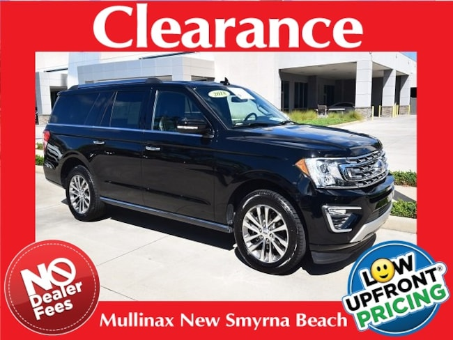 Certified Pre-Owned 2018 Ford Expedition Max Limited SUV A23093M Kissimmee