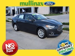 Certified Pre-Owned 2015 Ford Fusion SE Sedan 275023